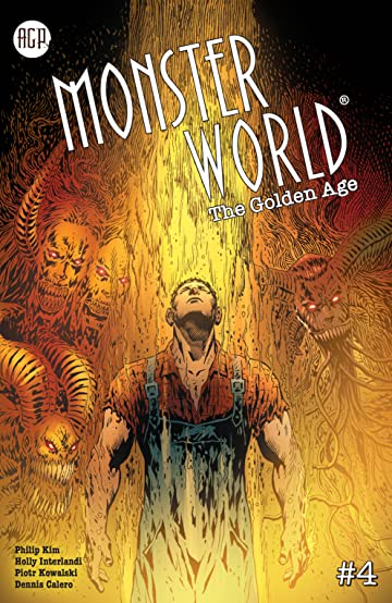 Monster World: The Golden Age #4
