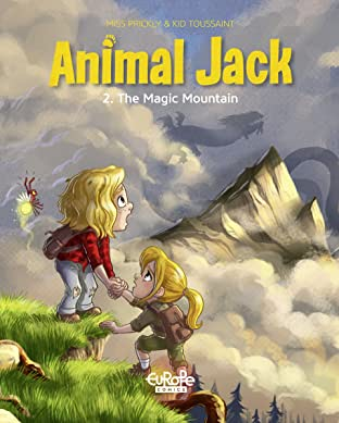 Animal Jack Tome 2: The Magic Mountain