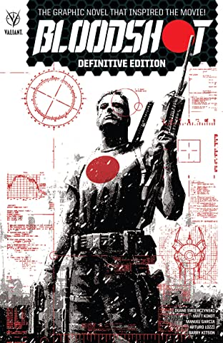 Bloodshot Definitive Edition