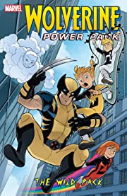 Wolverine and Power Pack: The Wild Pack
