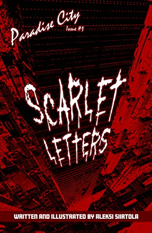 Paradise City Vol. 1: Scarlet Letters