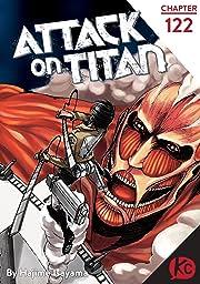 Attack on Titan No.122