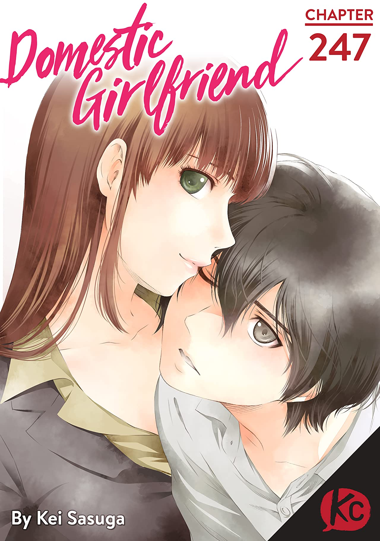 Domestic Girlfriend #247