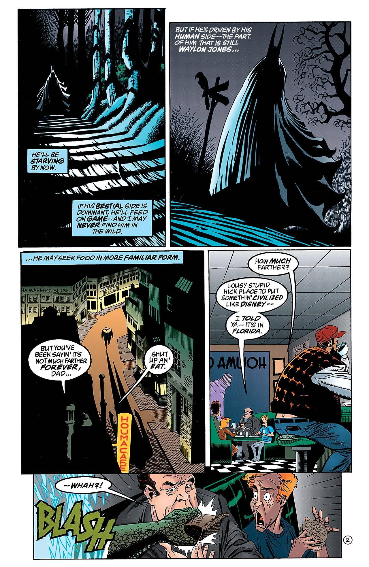 Batman (1940-2011) #522