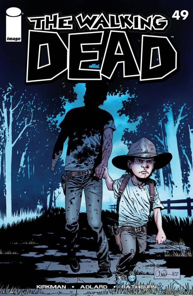 The Walking Dead #49