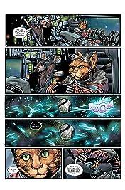 Space Pussycat #1