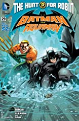 Batman and Robin (2011-2015) #29: Aquaman
