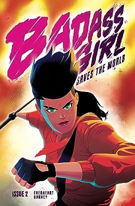 Badass Girl #2