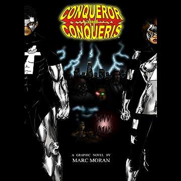 CONQUEROR and CONQUERIS Graphic Novel