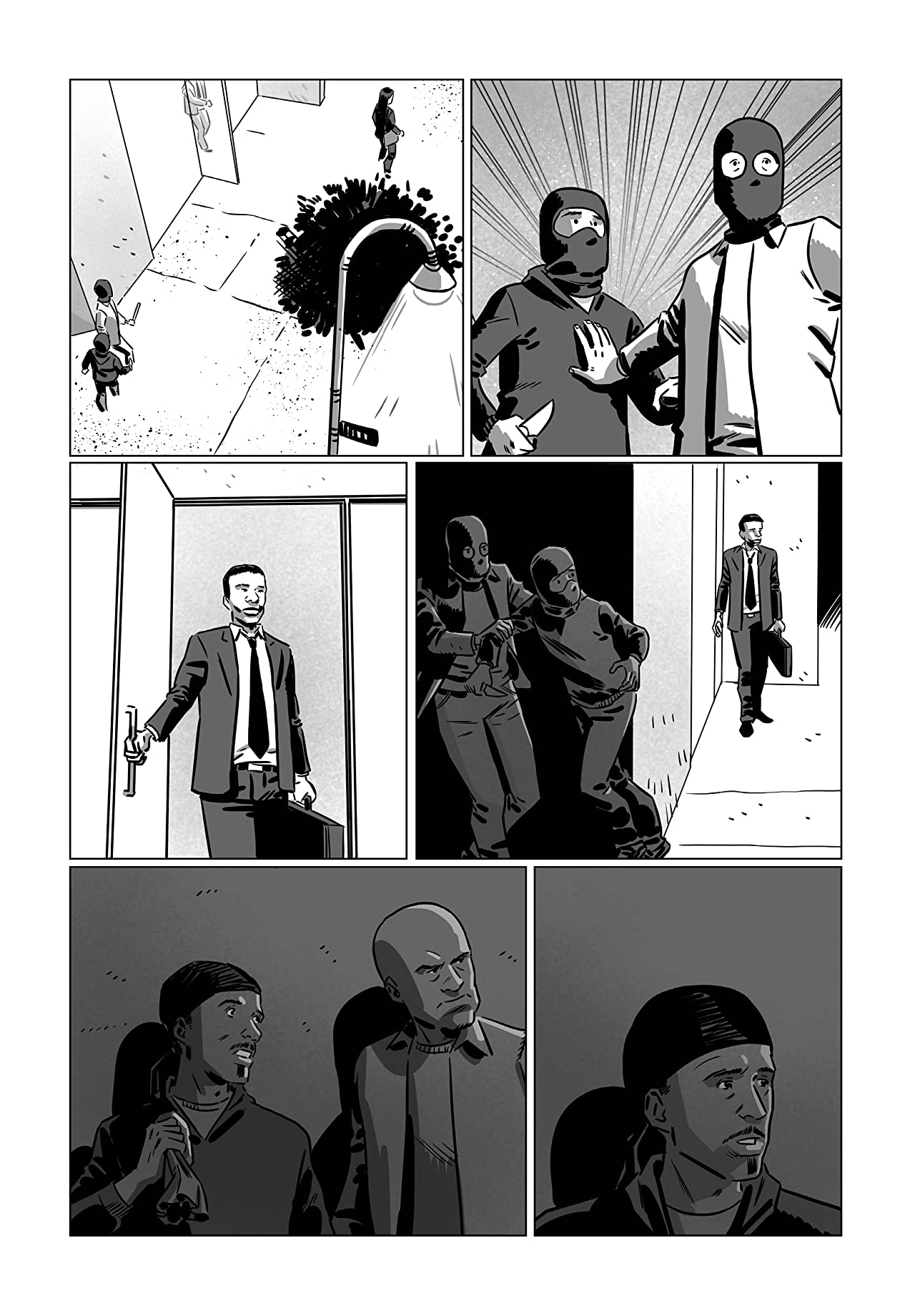 Rebirth of the Gangster #15