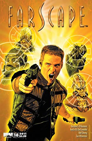 Farscape Vol. 4: Ongoing #16