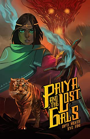 Priya's Shakti #3: Priya and the Lost Girls No.3
