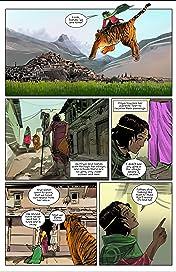 Priya's Shakti #3: Priya and the Lost Girls #3