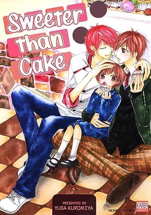 Sweeter Than Cake (Yaoi Manga) Vol. 1
