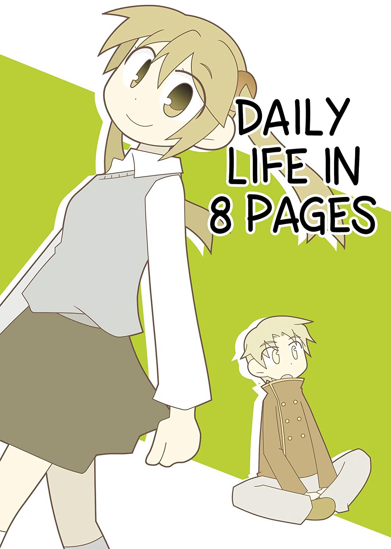 Daily Life in 8 Pages Vol. 1