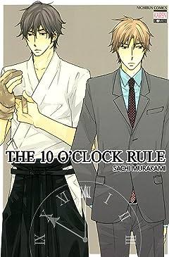 The 10 O'clock Rule (Yaoi Manga) Vol. 1