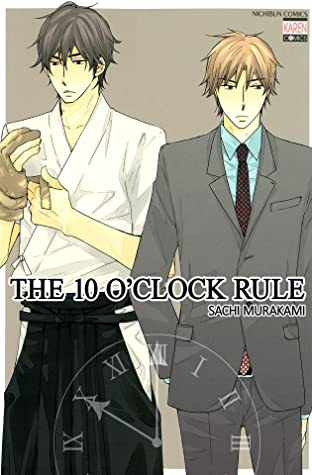 The 10 O'clock Rule (Yaoi Manga) Tome 1