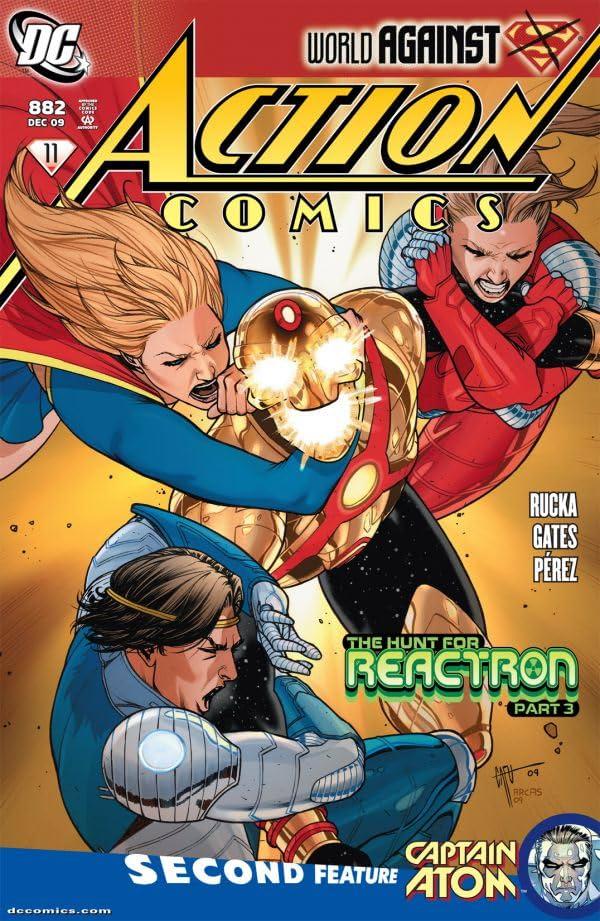 Action Comics (1938-2011) #882