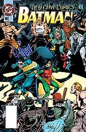 Detective Comics (1937-2011) #686