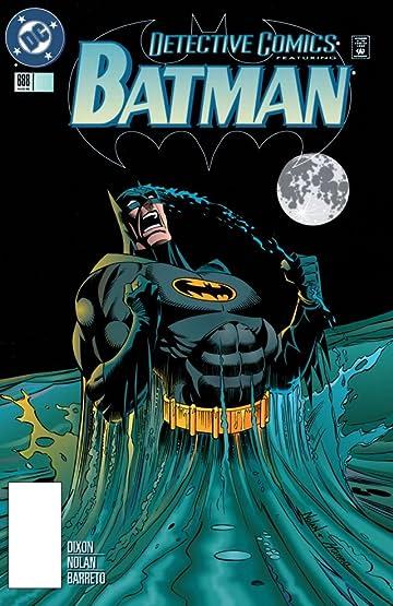 Detective Comics (1937-2011) #688