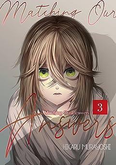 Matching Our Answers (Yaoi Manga) Vol. 3
