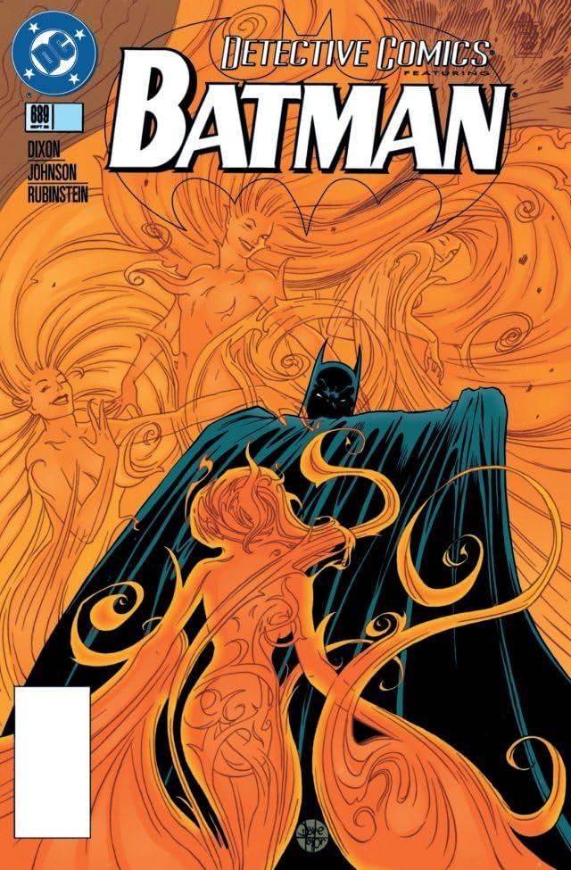 Detective Comics (1937-2011) #689