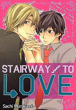 Stairway to Love (Yaoi Manga) Vol. 1