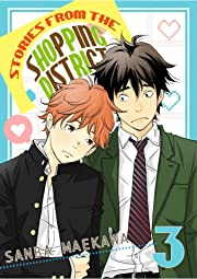 Stories from the Shopping District (Yaoi Manga) #3