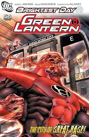 Green Lantern (2005-2011) #54