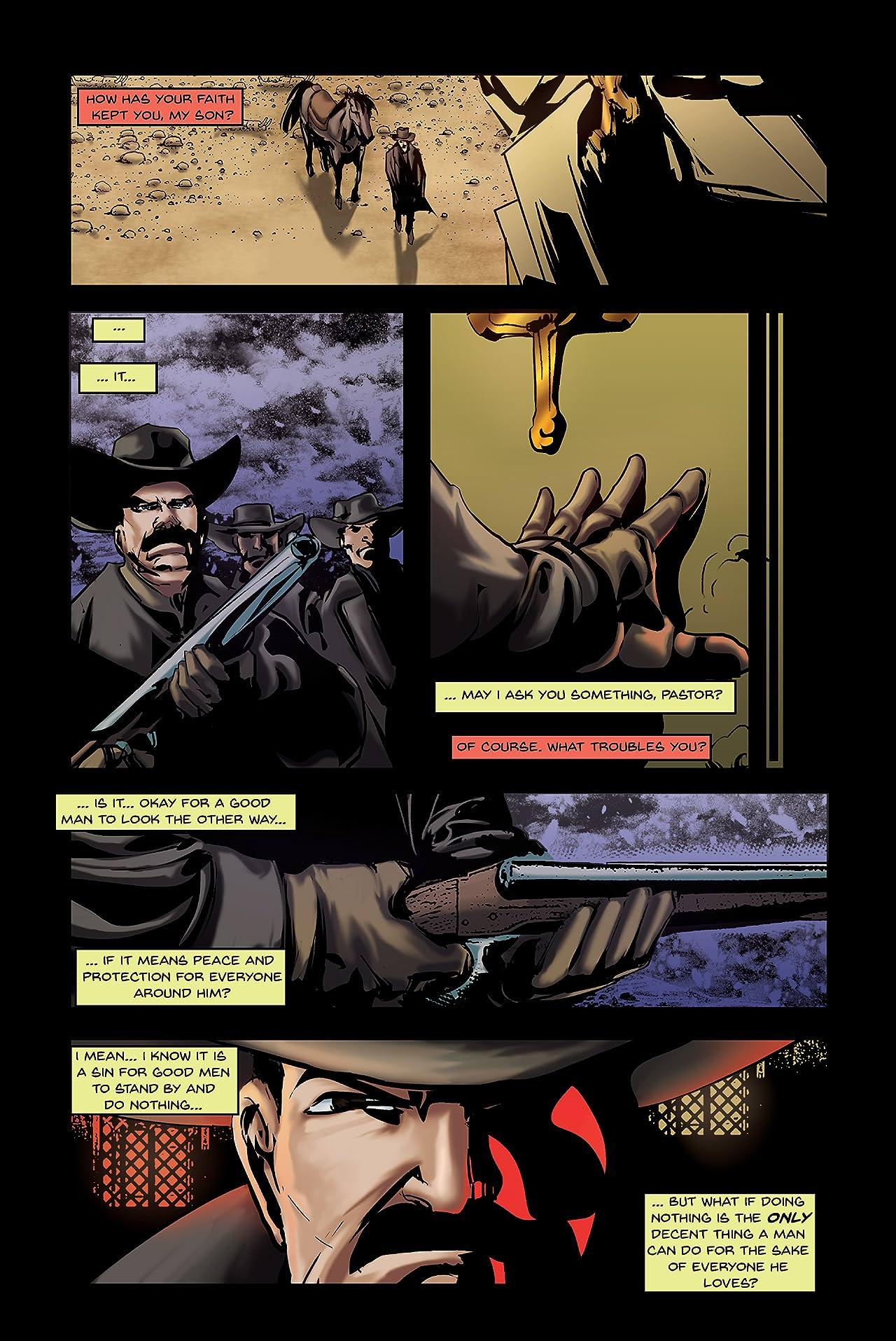 Samurai / Gunslinger No.5