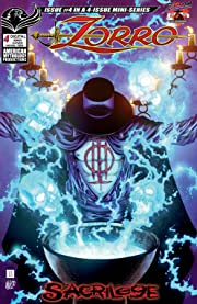 Zorro: Sacrilege #4