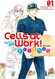 Cells at Work and Friends! Vol. 1