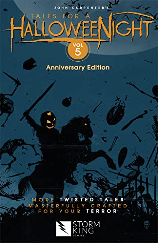 John Carpenter's Tales for a HalloweeNight Vol. 5 Vol. 5