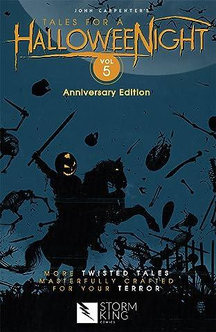 John Carpenter's Tales for a HalloweeNight Vol. 5 Vol. 5