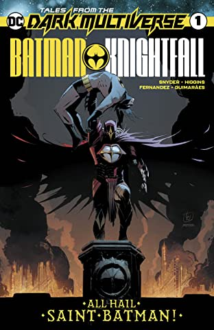 Tales from the Dark Multiverse: Batman Knightfall (2019) No.1