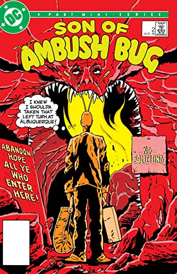 Son of Ambush Bug (1986) #2