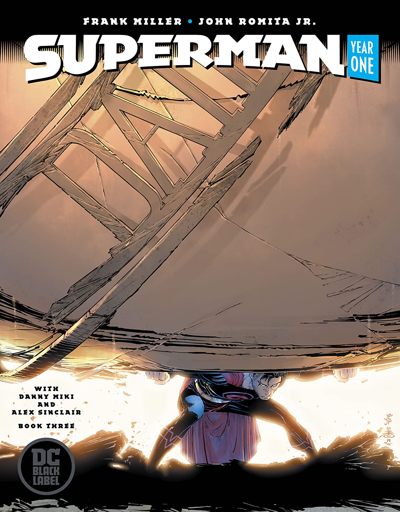 Superman: Year One (2019) #3