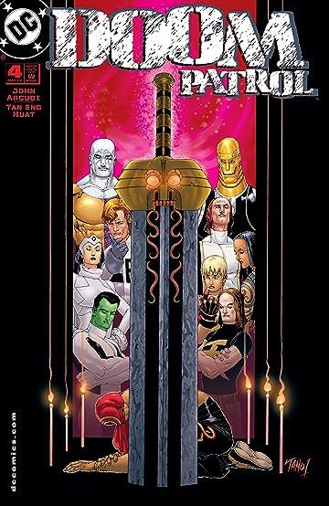 Doom Patrol (2001-2003) #4