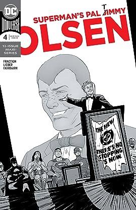 Jimmy Olsen (2019-) #4