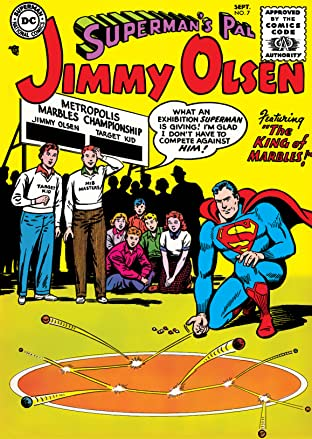 Superman's Pal, Jimmy Olsen (1954-1974) #7