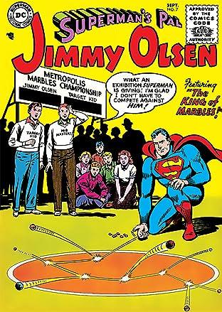 Superman's Pal, Jimmy Olsen (1954-1974) #7