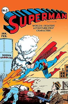 Superman (1939-2011) #8