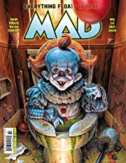 MAD Magazine (2018-) #10