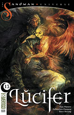 Lucifer (2018-) No.13