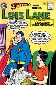 Superman's Girl Friend Lois Lane (1958-1974) #20