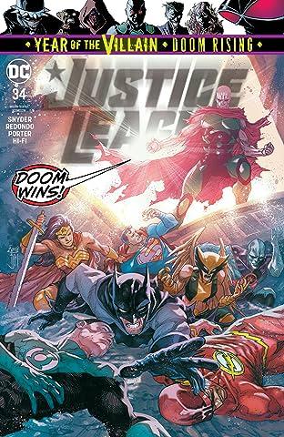 Justice League (2018-) No.34