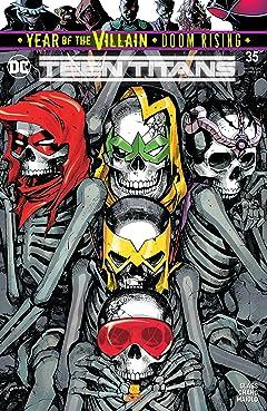 Teen Titans (2016-) #35