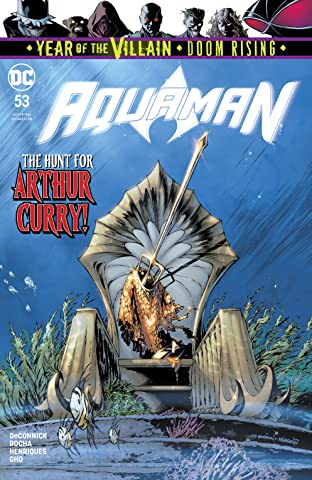 Aquaman (2016-) No.53