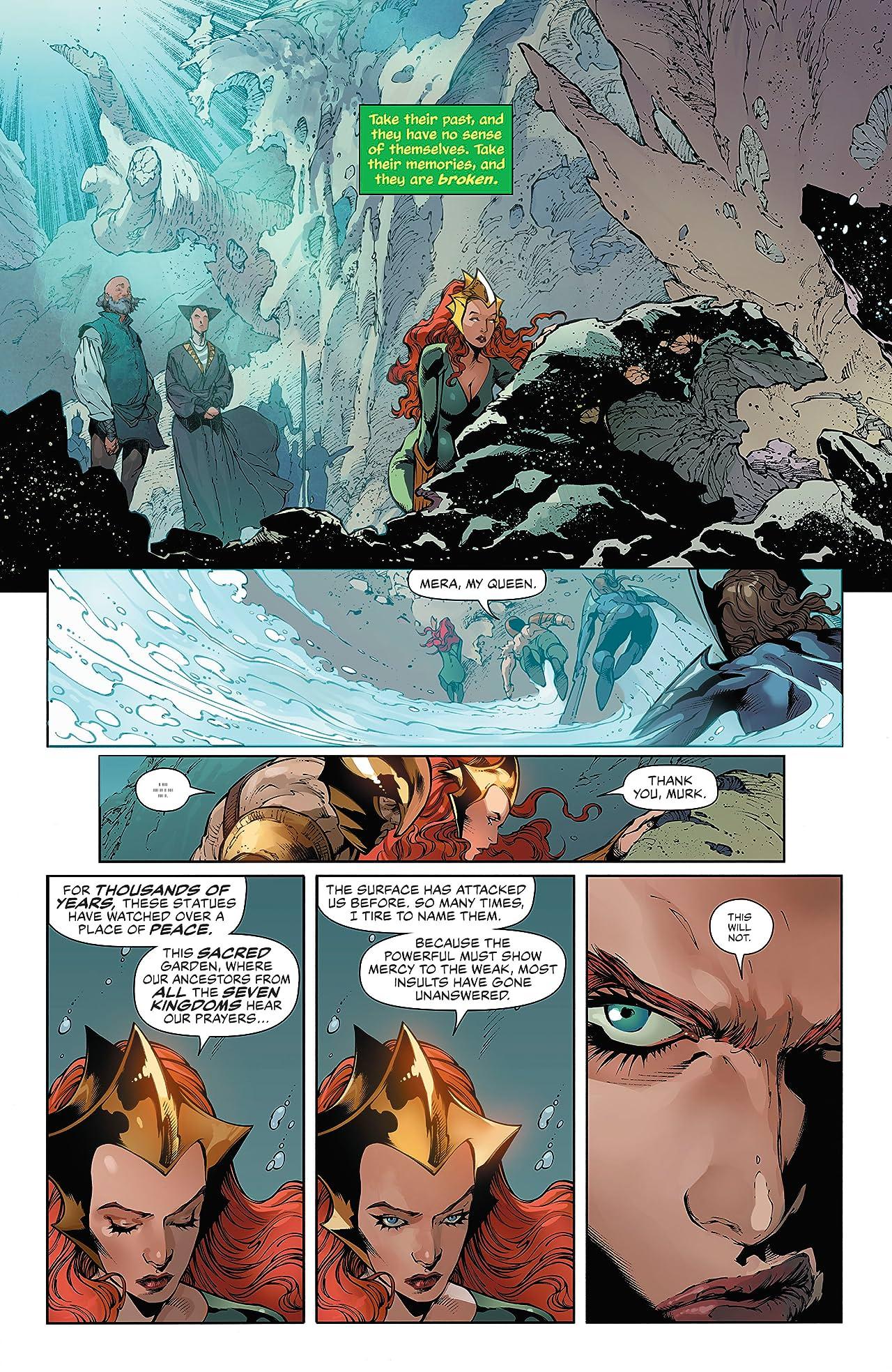 Aquaman (2016-) #53