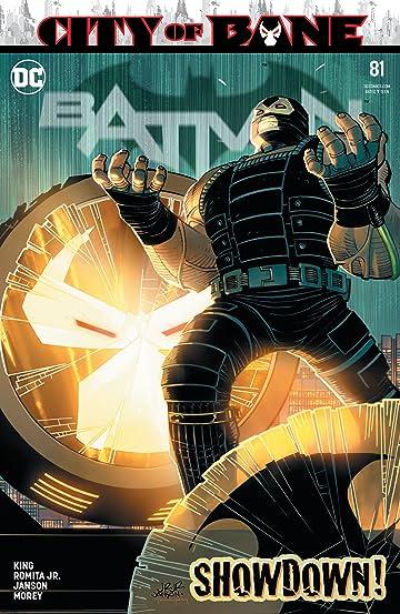 Batman (2016-) #81